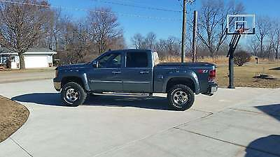 """2007 GMC Sierra 1500 sle 2007 GMC Sierra 1500 Z71 5"""" lifted 4x4, new tires and rims, low miles MAKE OFFER"""