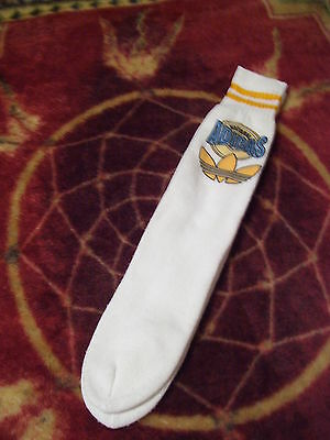 NEW!!! ADIDAS Knee-High Socks Sports  ONE SIZE~ Vintage