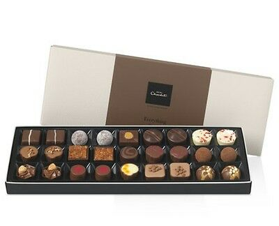 Hotel Chocolat Everything Sleekster Box of Chocolates RRP £22.50