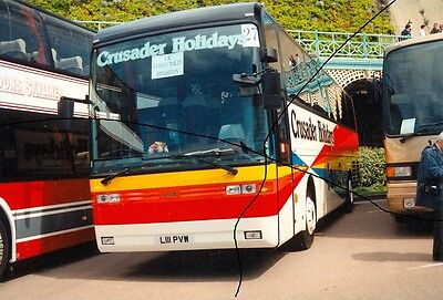Bus Photo Of A Crusader Holidays Photograph Picture Of An Eos Body Daf Coach.
