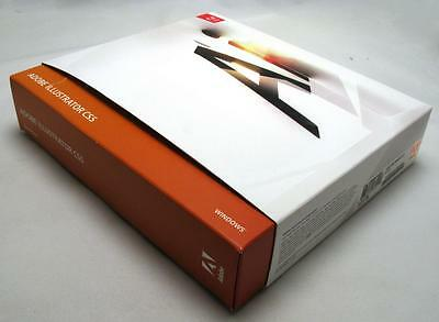 Adobe Illustrator CS5 for Windows Full Retail 2 Activations Available