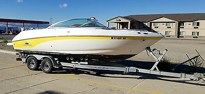 2005 Chaparral 230SSI - 119 Hours! 5.0L Volvo Duo Prop-Trailer BOAT OF THE YEAR!