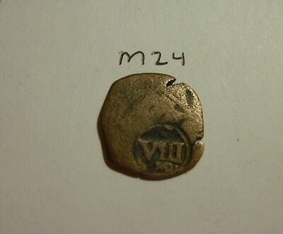 Unusual medieval coin. (m24))