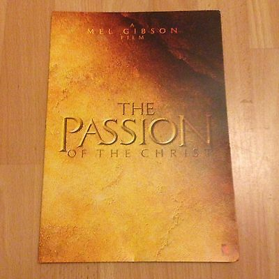 The Passion Of The Christ  Movie Press Kit