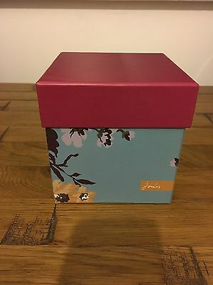 Joules - empty Gift Box With Paper Packing