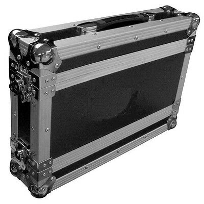 Flightcase flight fly case 2u pour console LECTEUR CD/MP3, EQUALZER, MICRO HF...