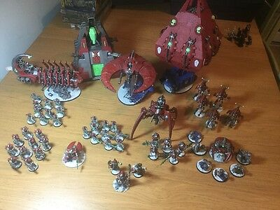 1850pts Pro Painted Necron Army With Options
