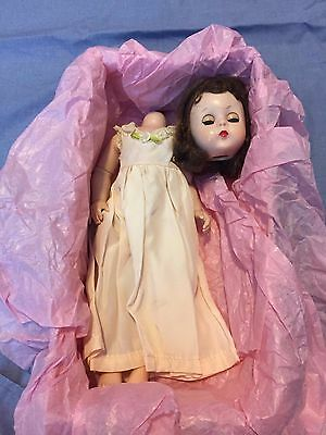Madame Alexander, Lissy, in Night Gown, Vintage, Free Shipping
