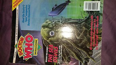 Doctor Who Magazine issue 192