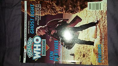 Doctor Who Magazine issue 190