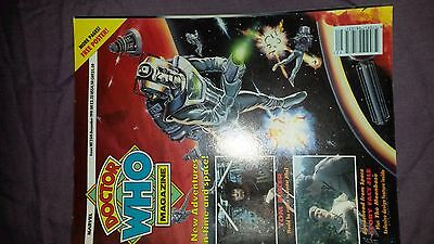 Doctor Who Magazine issue 181