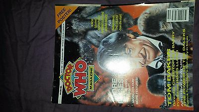 Doctor Who Magazine issue 180