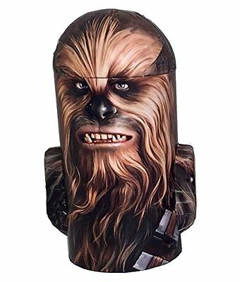 Star Wars Rounded Figure Tin Coin Bank - Chewbacca