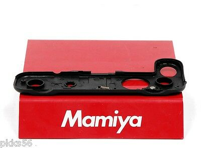 Mamiya 7 II (black body) BOTTOM BASE COVER / PLATE ASSEMBLY (NEW spare part)