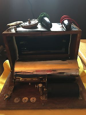 Vintage No. 4 D.D. Home Medical Apparatus Electrotherapy Early 1900's