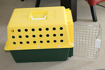 Pet Crate - Pp20 Small - Dog / Cat - Flight Approved Transport Carrier