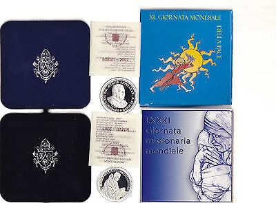 Vatican Silver Coins Proof