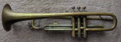 Trumpet, Boosey & Hawkes, England, Oxford model