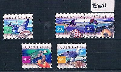 1999 Coastal Nature 5 Values Fine Used   E411