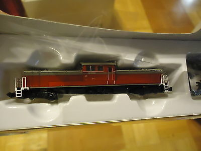 Z Scale Rokuhan DD51 1000 A Cold District Type Engine Renewed Design Car  Loco