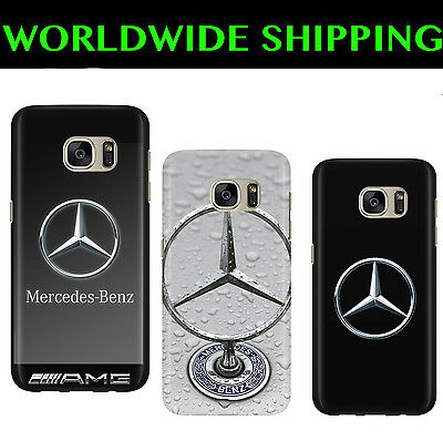 Mercedes-Benz AMG Skin Classic Design Cover Case For Samsung Galaxy A S J S9 S9+