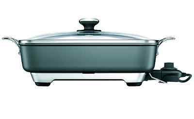 Banquet Frypan Breville Electric Pan Non Stick Fry Large Classic Family Size