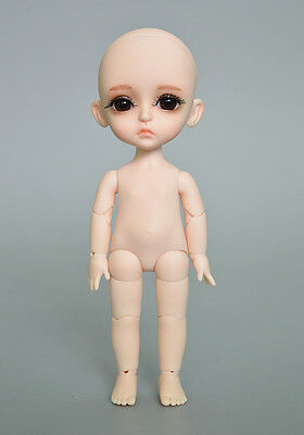 BJD 1/8 DOLL lea FREE FACE MAKE UP+FREE EYES - lea