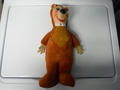 Vintage Yogi Bear Plush Toy!