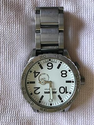 NIXON Simplify 51-30 Stainless Steel Wrist Watch