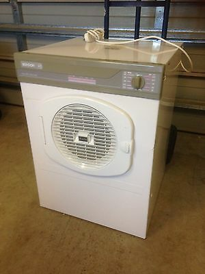Clothes dryer, stainless