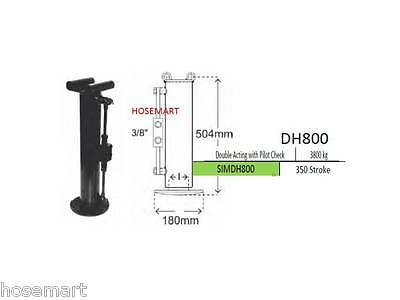 STABILIZER LEG 350 mm STROKE DOUBLE ACTING WITH PILOT CHECK 3.8 Tonne Capacity