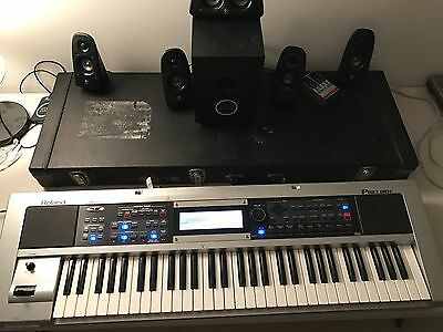ROLAND PRELUDE 61 KEY SYNTH/KEYBOARD + soft case