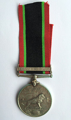Khedive's Sudan 1910-21 Campaign Medal, 1st Issue, 1 Clasp S. Kordofan 1910