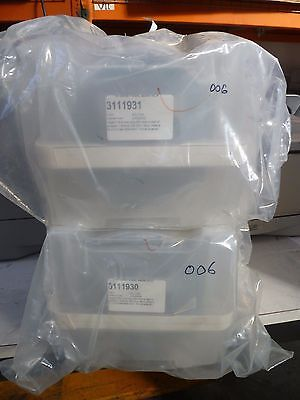 25 Wafer S Polished Silicon Wafers Sm501-0 Type P Dupont P/boron    (006 Th)