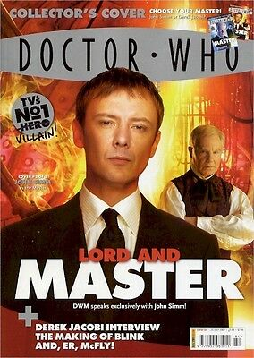 Doctor Who Magazine #384: July 2007: Lord and Master