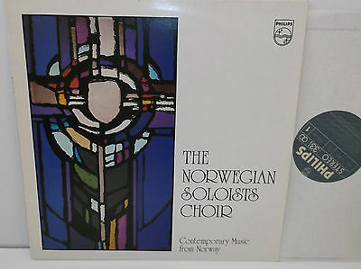 6578 108 Contemporary Music From Norway The Norwegian Soloists Choir Nystedt