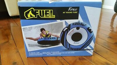 "Tow Tube Water Ski - ""fuel Force"" - Single - Brand New In Box"