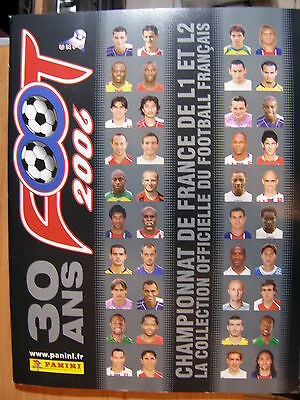 Panini Foot 2006 Album Complet Etat Excellent