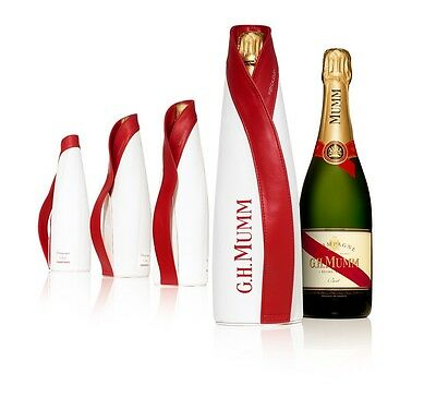 GH MUMM / G.H.MUMM Champagne Cooler With Handle New (no Champagne)