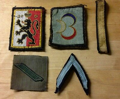 french army division rank  badges