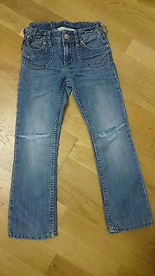 girls jeans size 6-7 years