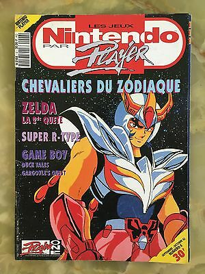 Nintendo Player 6 09/92 Magazine De Jeux Video Ultra Sega Xbox Playstation