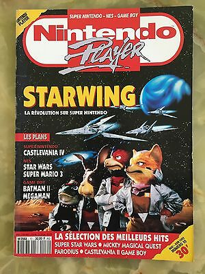 Nintendo Player 10 05/93 Magazine De Jeux Video Ultra Sega Xbox Playstation
