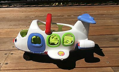 Fisher Price Little People plane*Pick up Rooty Hill 2766