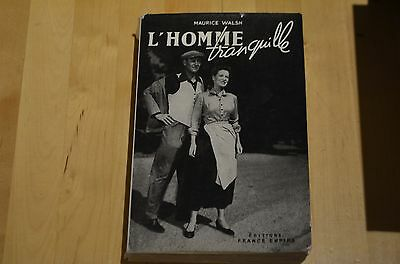 Maurice Walsh - l'homme tranquille - Empire 1953