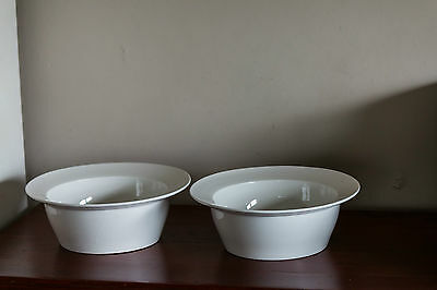 Maxwell Williams Serving Bowls (Set of 2) Round