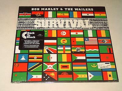 Bob Marley And The Wailers - Survival - Lp Vinyl 180G New & Sealed N849