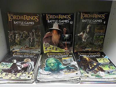 Games Workshop - Lord Of The Rings 'Battle Games' Magazine! (ID:43532)