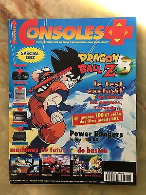 Consoles + Plus 36 10/94 Magazine De Jeux Video Nintendo Sega Xbox Playstation