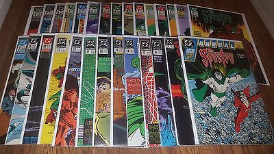 Spectre 1987 #1-31 + Annual 1 DC Comic Lot (Missing 9, 18, 21, 27)